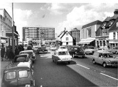 Hoddesdon High Street 1965
