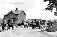 Broxbourne Station 1910