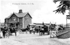 Broxbourne Station 1910