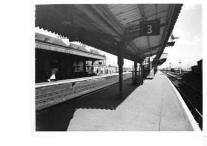 Broxbourne Station 1959