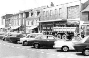 Hoddesdon High Street 1972