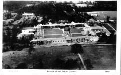 AERIAL VIEW HAILEYBURY COLEGE 1928