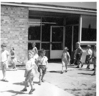 TURNFORD INFANT SCHOOL 1950-60s