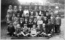 DEWHURST SCHOOL CLASS 1928