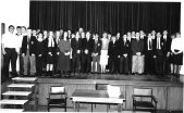 JOHN WARNER SCH DUKE EDINBURGH AWARDS 1991