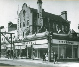 WALTHAM CROSS FISHPOOLS CORONATION DECORATIONS 1953