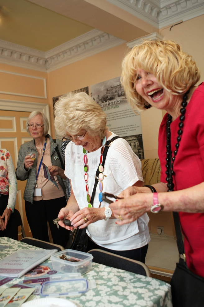 Lowewood Museum, Hoddesdon - Launch of the Memory Boxes