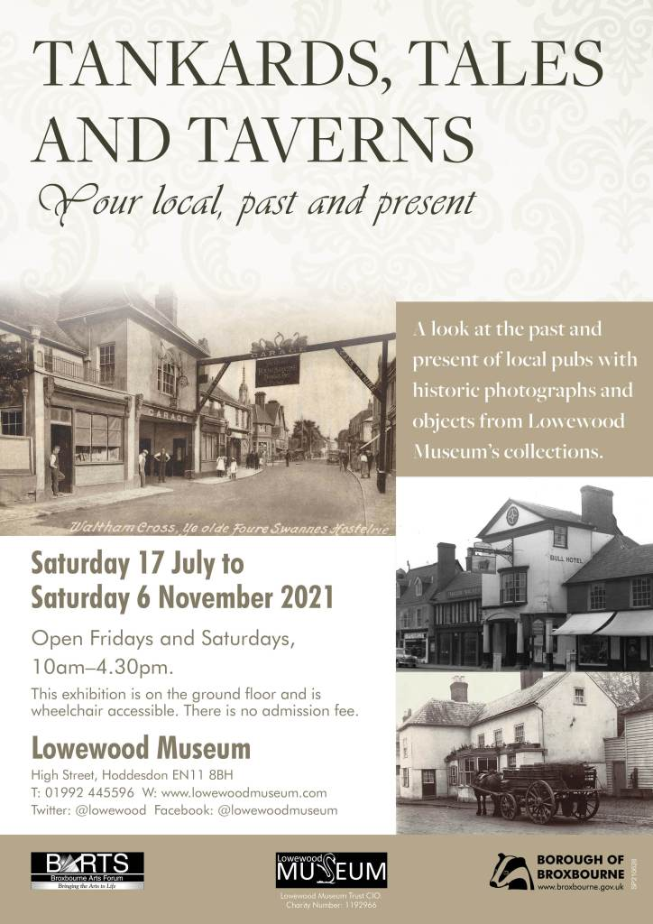 Tankards, Tales and Taverns Poster